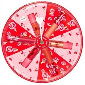 🆕💋 Lime Crime SPIN THE DIAL LIP SET